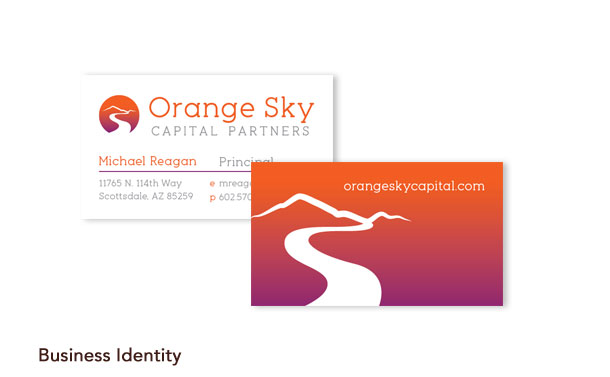OrangeSky-business-card-design-scottsdale-arizona